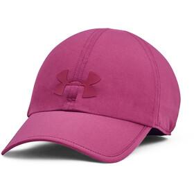 Under Armour Run Shadow Cap, pink-quartz-black-reflective
